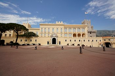 Palace of Monaco *Image from Wikipedia